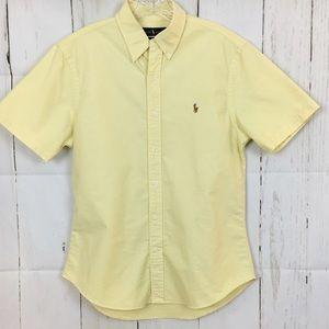 Ralph Lauren Slim Fit Button Down Shirt